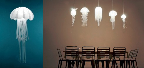 Bộ sưu tập Medusae của Roxy Russell Design