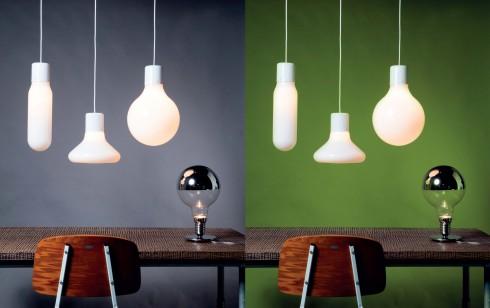 Đèn trần Pure 1.550.000đ, Đèn bàn Edison 2.850.000đ, Ghế Copine 2.750.000đ, Bàn ăn Pipe 5.200.000đ/cái Tất cả bán tại Coto Lifestyle.