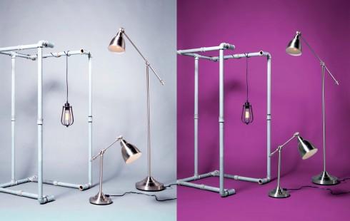 Đèn sàn Hulo 3.500.000đ, Đèn bàn Hulo 2.100.000đ, Đèn trần Rustic 1.200.000đ Tất cả bán tại Coto Lifestyle.