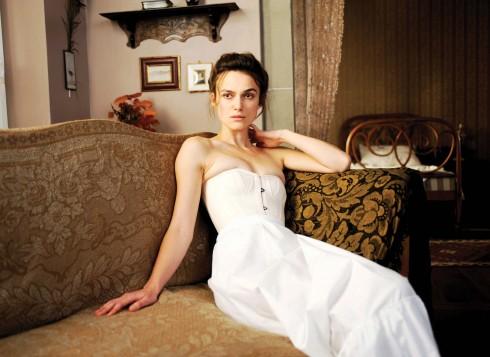 nữ diễn viên Keira Knightley