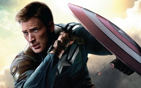 Chris Evans trong hai bộ phim đã đưa tên tuổi của anh đi khắp thế giới Captain America và The Avengers.