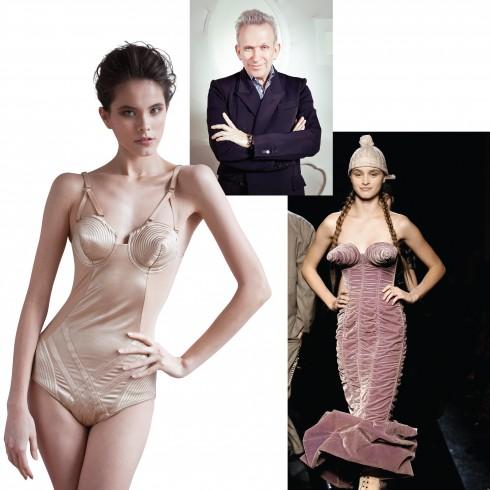 NTK Jean Paul Gaultier và thiết kế Corset hình nón nổi tiếng