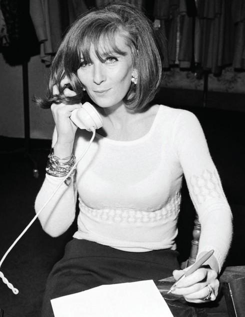 NTK Sonya Rykiel năm 1965