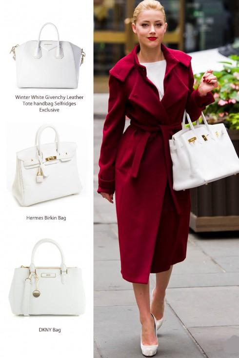 Túi xách hàng hiệu Givenchy, Hermes, DKNY