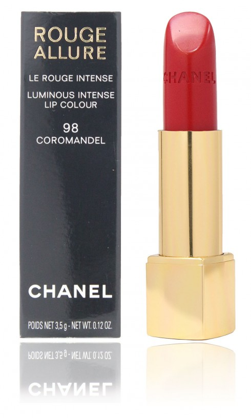 Cây son Chanel Allure Rouge 98, Coromandel