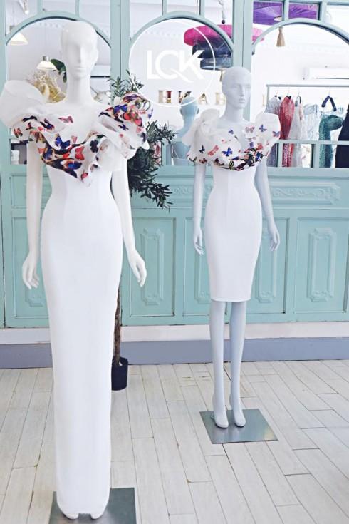 Bộ sưu tập Xuân-Hè 2015 của Lý Quý Khánh tại Showroom của anh