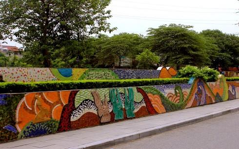 Con đường gốm sứ tại Hà Nội