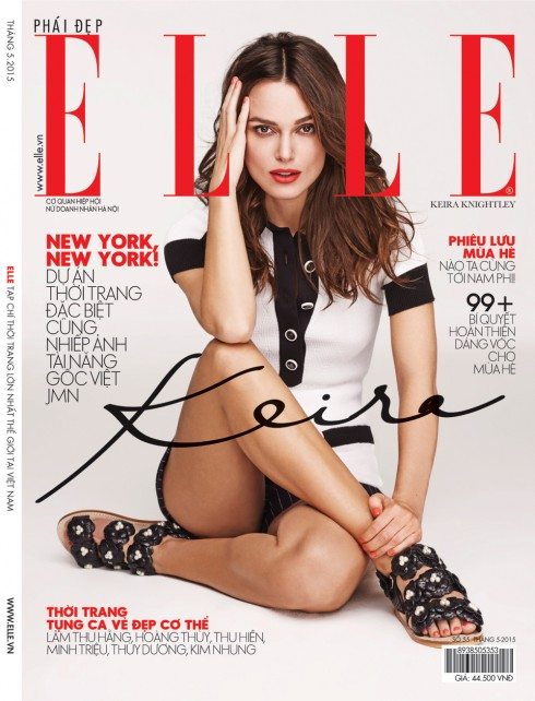 Tạp chí ELLE tháng 5
