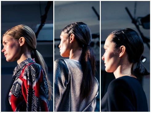 Xu hướng tóc 2015