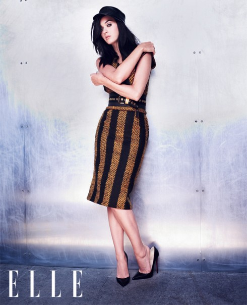 Katty Perry on ELLE