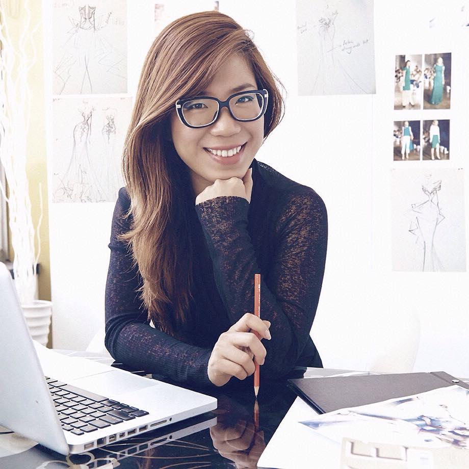 Nhà thiết kế thời trang Betty Tran