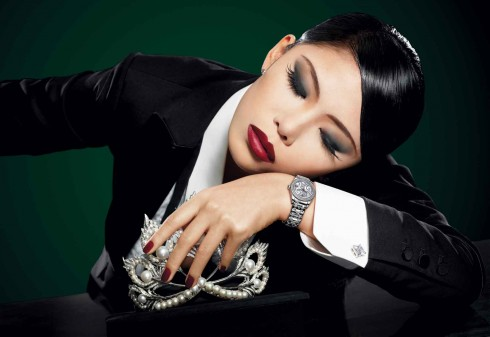 Hoa hậu hoàn vũ 2007 Riyo Mori 04