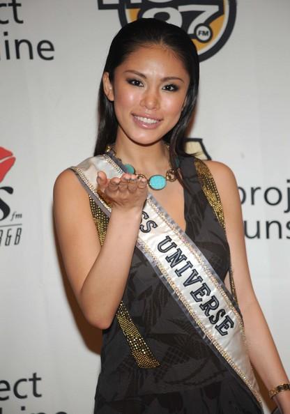 Hoa hậu hoàn vũ 2007 Riyo Mori và các hoạt động sau đăng quang