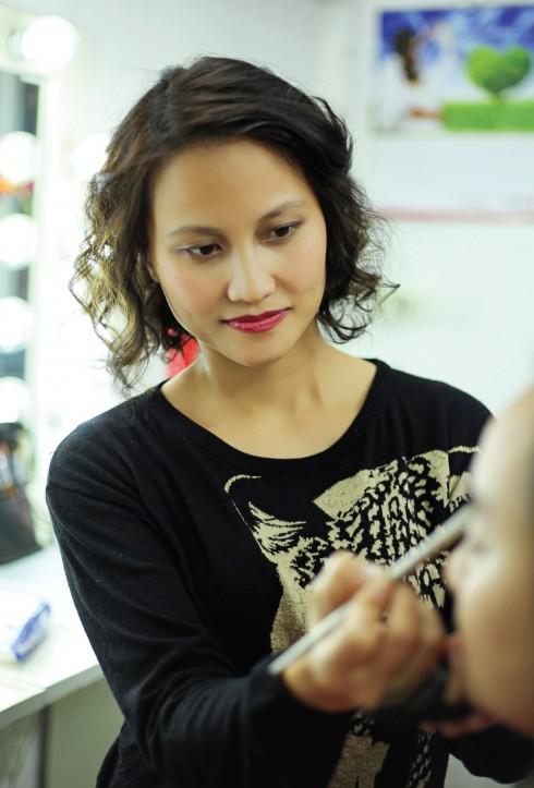 Chân dung Lilian Trần