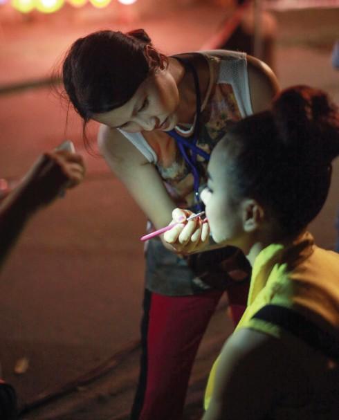 Lilian Trần làm việc trong các dự án phim: Scandal, Mật Lệnh Liên Hoàn, Thiên Mệnh Anh Hùng.