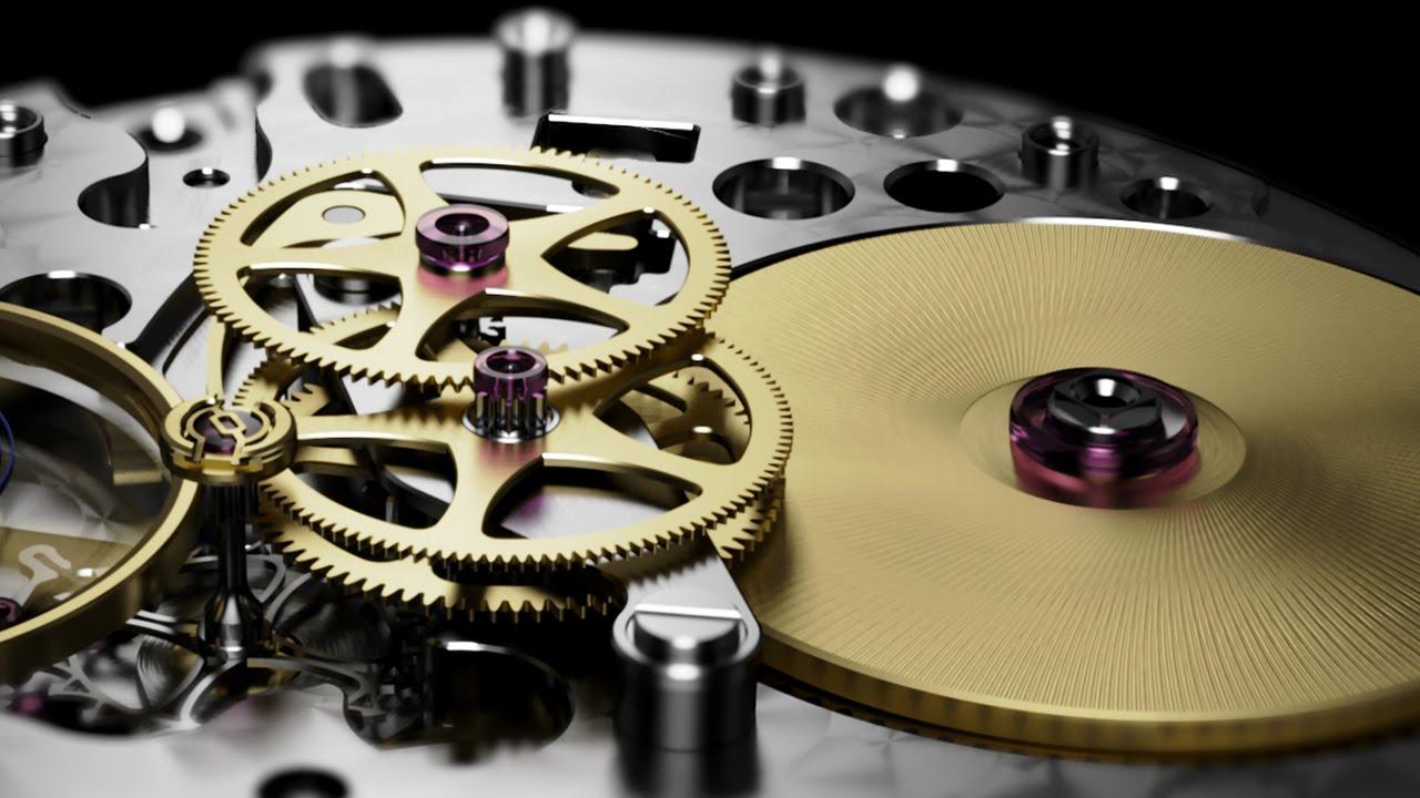 Rolex tự sản xuất 100% linh kiện của đồng hồ