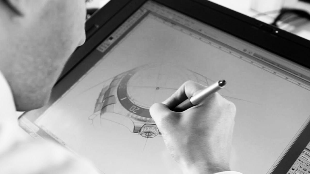 Rolex tích cực áp dụng công nghệ vào việc sản xuất đồng hồ