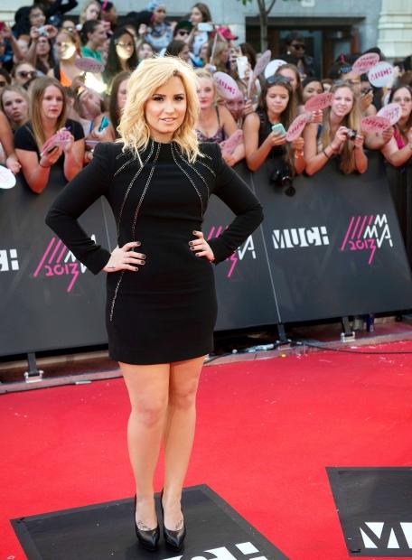 Demi Lovato trong một sự kiện khác