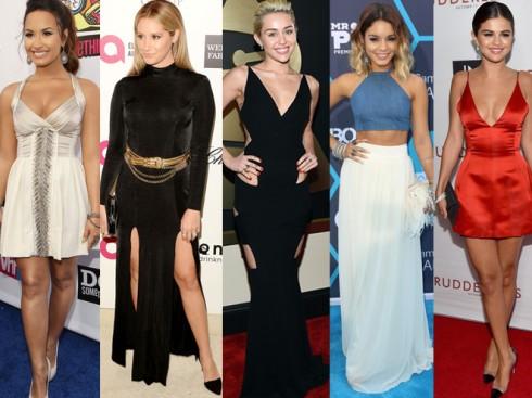 Phong cách thời trang của 5 ngôi sao Disney
