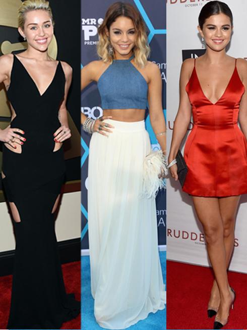 """Phong cách thời trang của 5 nàng """"công chúa"""" Disney"""