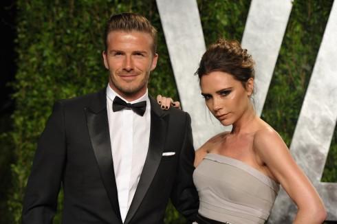 David Beckham & Victoria Beckham