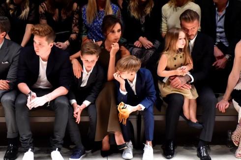 Đại gia đình Beckham
