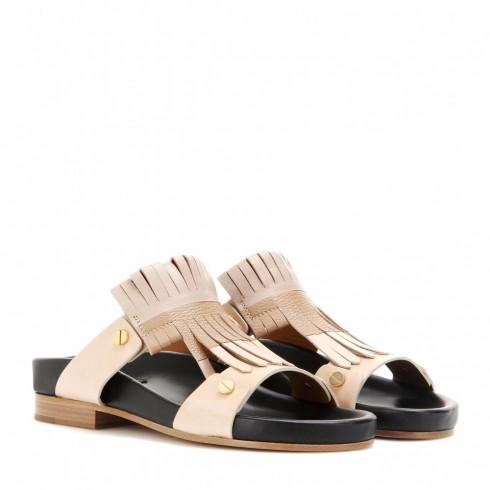 Dép sandal Chloe
