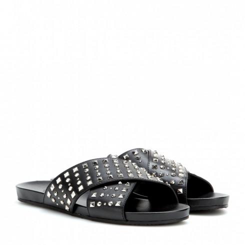 Dép sandal Gucci