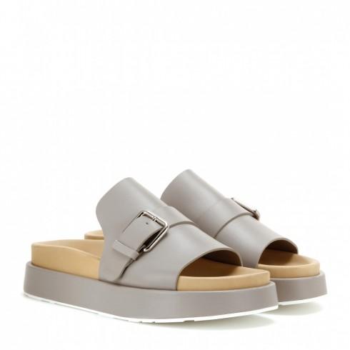 Dép sandal Jil Sander