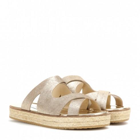 Dép sandal Jimmy Choo