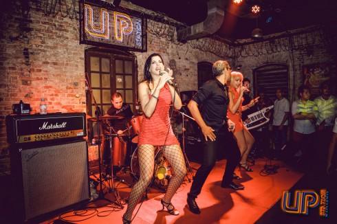 Sân khấu biểu diễn của Up Station