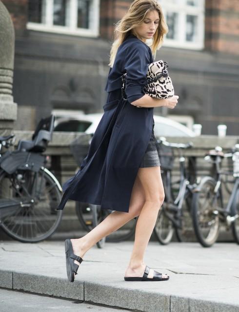 Xu hướng dép sandal nữ mùa hè