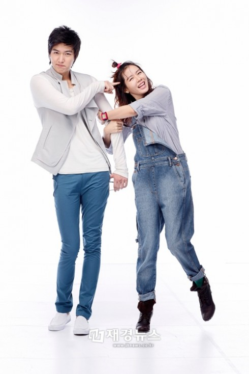 Lee Min Ho vào vai chàng kiến trúc sư điển trai, đáng yêu