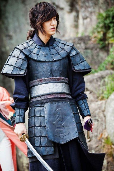 Tướng quân Lee Min Ho trong Faith