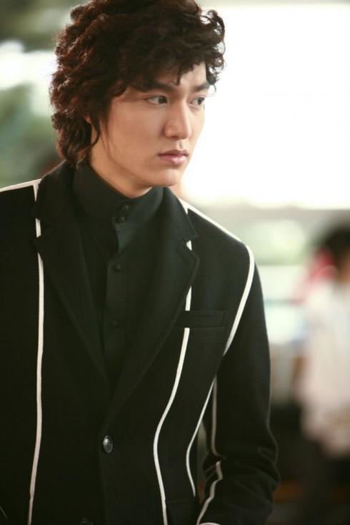 Lee Min Ho trong bộ phim Boy Over Flowers