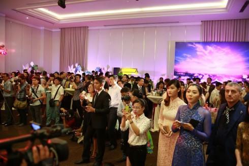 Quang cảnh sự kiện The Beauty of Vietnam