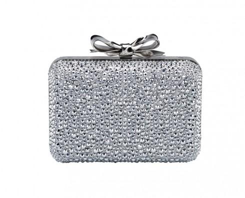 Christian Louboutin Fiocco Box Strass Silver - Một trong số các sản phẩm đấu giá