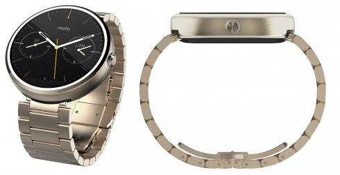 Đồng hồ thông minh Moto 360