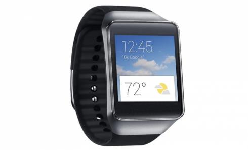 Đồng hồ thông minh Samsung Gear Live