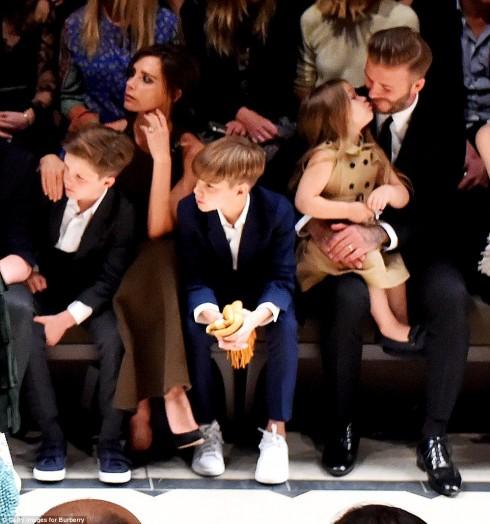 Gia đình Beckham