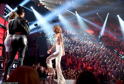 Taylor Swift tại Lễ trao giải Billboad 2015