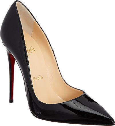 Cách bảo quản đồ da giày louboutin