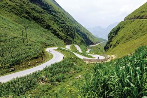 Con đường uốn lượn đến Đồng Văn