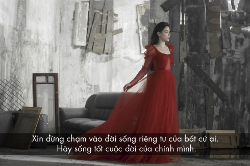 Hồ Ngọc Hà quote