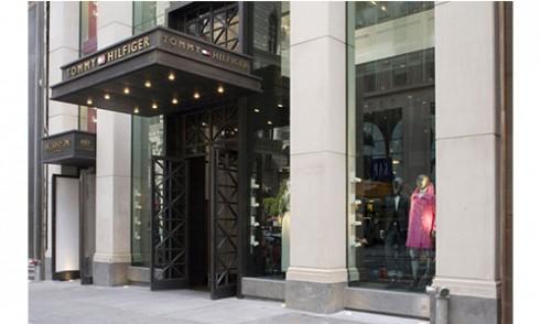 Một trong những trụ sở chính của Tommy Hilfiger tại Mỹ