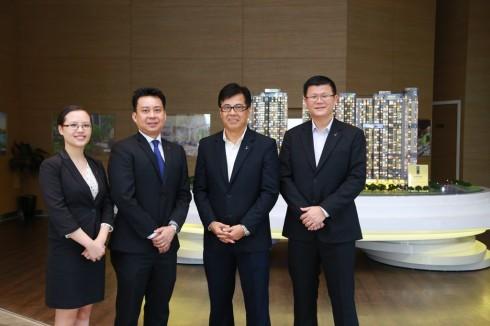 Ra mắt dự án nhà ở tốt nhất Việt Nam