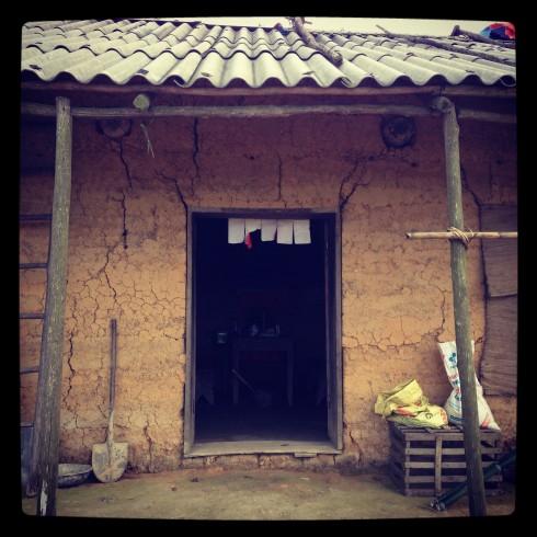 Ngôi nhà trên cao nguyên Đồng Cao