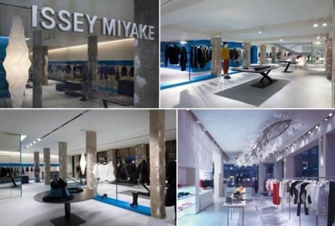 Issey Miyake Showroom ở London