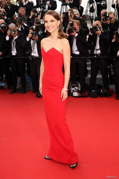 Kiều nữ Natalie Portman trên thảm đỏ