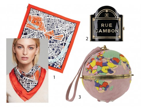1.Burberry Prorsum 2.Chanel 3.Olympia Le-Tan